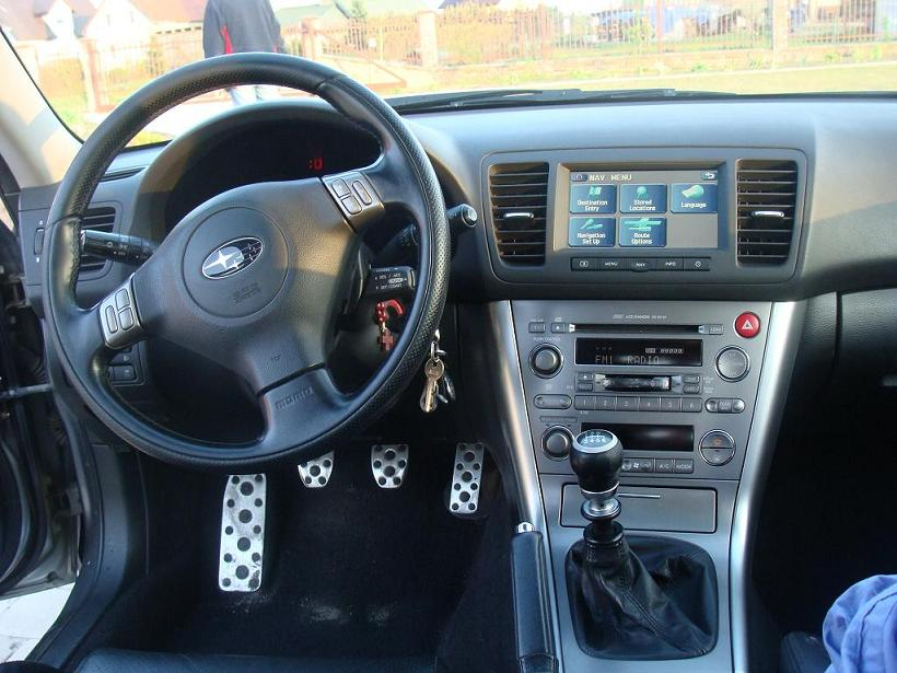 Subaru Legacy 30 H6 manual SpecB SPRZEDAM  Forum Subaru